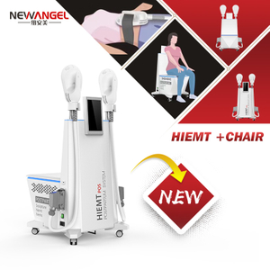Body Slimming Machine Chair Hiemt Pelvic Floor Muscle Newest Non-Invasive Aesthetics Build Muscle Burn Fat Loss Weight