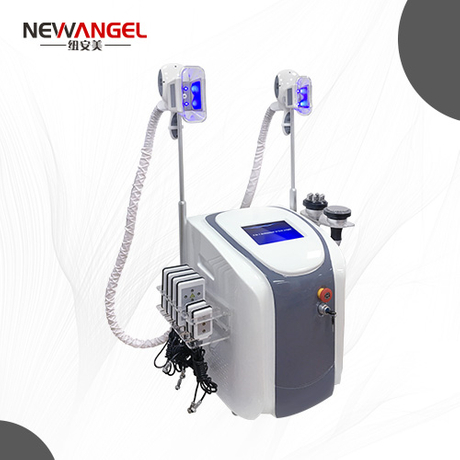 freeze neck fat removal cryolipolysis machine cavitation + rf+lipo laser