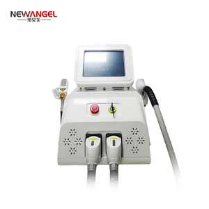 Q Switch Nd Yag Tattoo Removal Price Laser Hair Removal Device Powerful Diode Nd Yag Treatment System 2 in 1 532 1064 1320nm