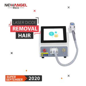 diode laser 2021 Newest beauty salon sale home use CE approved Big spot 3 wavelength hair removal machine 755 808 1064nm