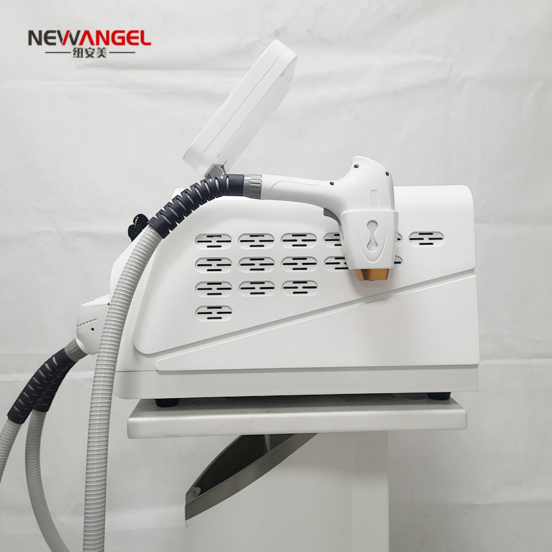 Diode Ndyag Laser Hair Removal Acne Treatment Nd Yag Qswitch Laser Tattoo Removal Machine Cost High Power Spa