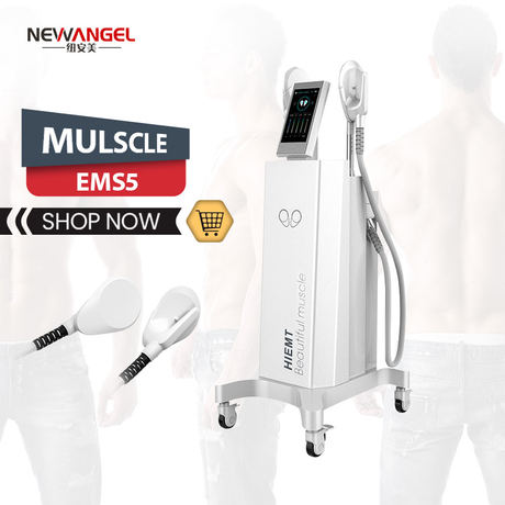 Newangel Emsculpt Machine Fat Removal Body Shaping Muscle Stimulation