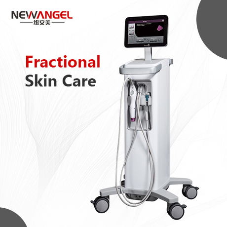 Fractional rf for acne scars no invasive CE approved