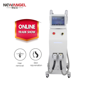Lightsheer diode laser hair removal ipl machine skin smoother