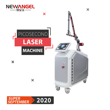 Fresh tattoo removal picosecond laser machine for freckle eyebrow