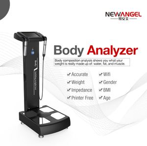 body composition analyzer machine factory price Professional High Efficiency Bio- impedance system