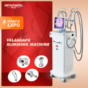 Velashape 3 Skin Tightening Slimming 40k Ultrasonic Rf Vacuum Cavitation Beauty Machine New Trending Spa Use
