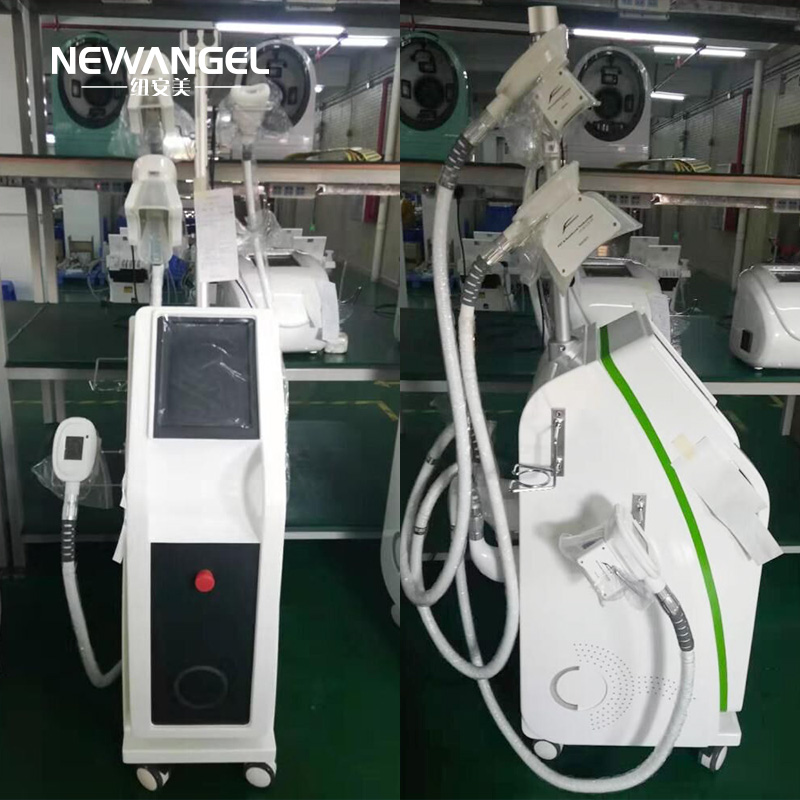 Non surgical arm fat removal machine 5 handles cellulite reduction