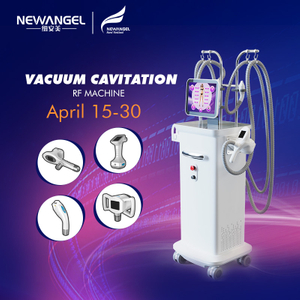 OEM ODM 4 in 1 Multifunctional RF Vacuum Cavitation Rf Beauty Machine for Body Slimming New Design Clinic Use