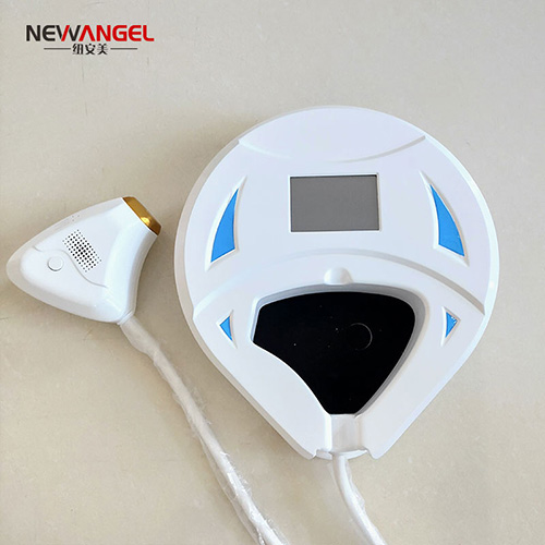 Facial hair removal equipment portable diode laser