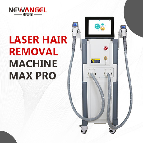 Sapphire 1200 diode laser hair removal with CE approved
