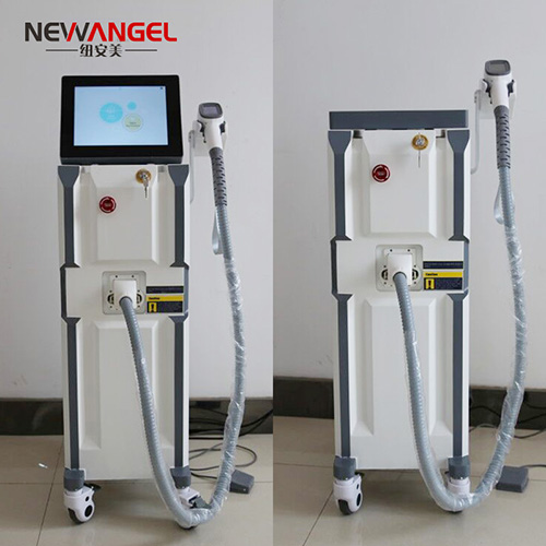 Laser hair reduction machine Three wavelengths 755 1064 808 for france