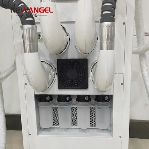 Cold freeze fat loss machine weight loss cellulite reduction beauty salon