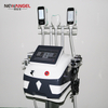 Subcutaneous fat removal cryolipolysis machine cellulite reduction 360 cavitation
