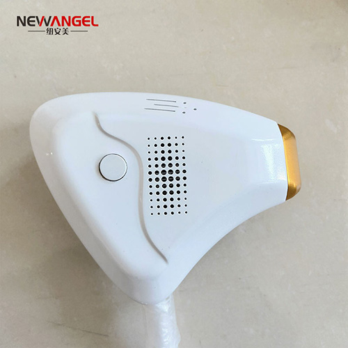 Home beauty hair removal device diode laser portable safety