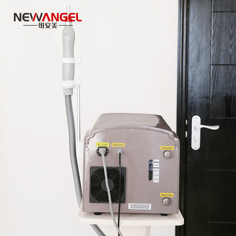 Affordable laser tattoo removal machine q switched nd yag laser
