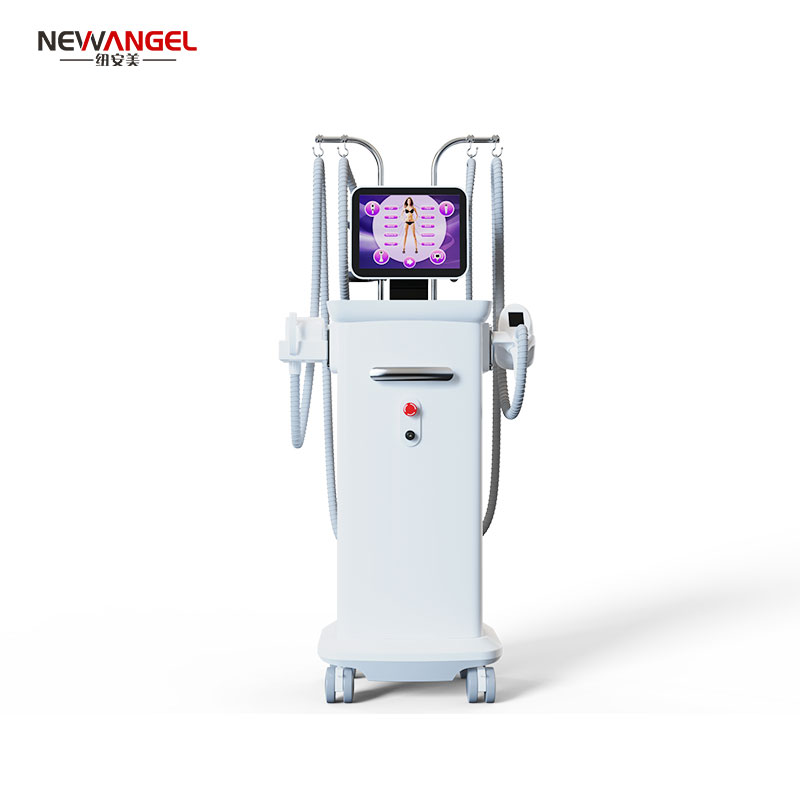 infrared rf roller body shaping face lifting Slimming Machine Body Cellulite Multifunction RF 40K Face Skin Lifting Weight Loss