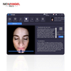 3d skin analyzer anti-aging fast UV water wrinkle skin care Analysis system magic mirror facial camera