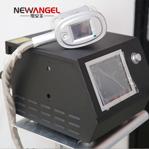 Portable pain relief system shockwave machines for physiotherapy