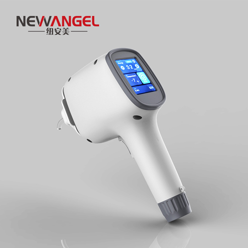 Pain free laser hair removal machine best TEC cooling