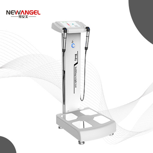 Multifrequency WIFI body composition analyzer with printer