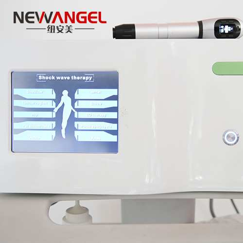 Extracorporeal pain relief shockwave machine for ed