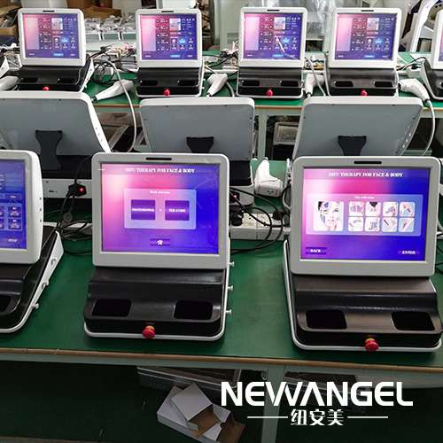 Newangel facial lifting anti wrinkle machine hifu ultrasound skin