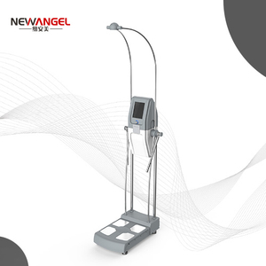 Body composition analyzer machine with ultrasonic height measure GS6.6