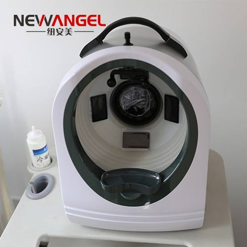 2019 high quality clinic use magic mirror skin care analyze machine