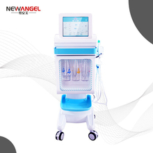 Aqua facial machine for deep cleaning skin rejuvenation SPA10F