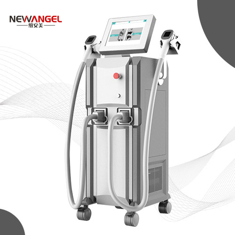 Cpmfortable TEC & Sapphire cooling diode hair removal laser machine
