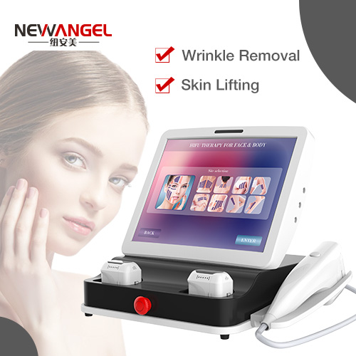 HIFU medical equipment for salon and clinic