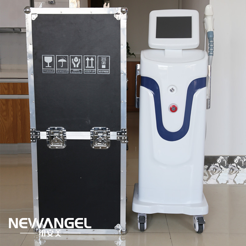 Diode laser hair removal machine 808nm with best cooling system