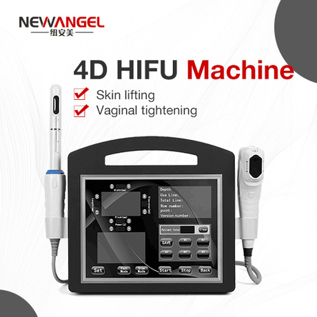 Newest 12 lineas hifu machine 4D hifu salon and clinic use