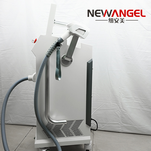 Laser hair removal equipment prices for face and body use