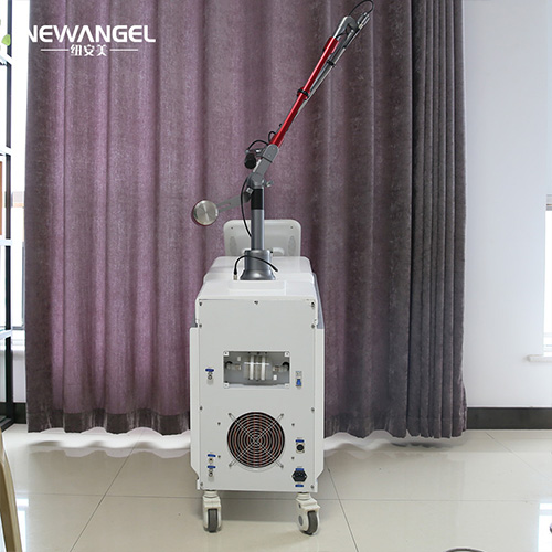 Clinic and medical use professional laser tattoo removal machine