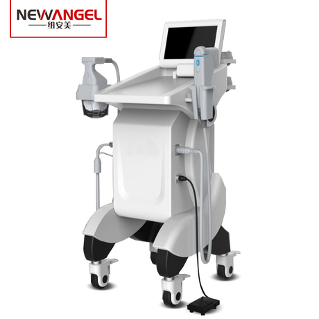 2 in 1 lipohifu and hifu skin tightening machine