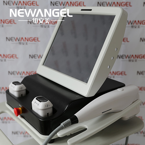 3D HIFU machine anti aging products for face and body