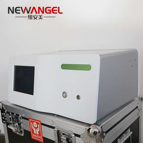 Extracorporeal shockwave therapy machine for pain relief