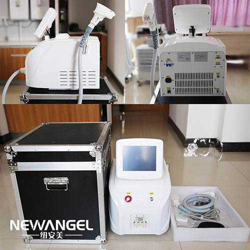 Diode laser hair removal 808nm machine all skin type