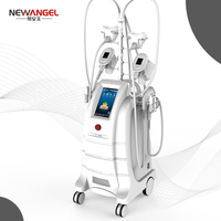 Cryolipolysis medical machine for fat removal weight loss