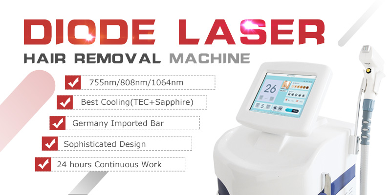 It is safe to buy diode laser equipment in Chinese
