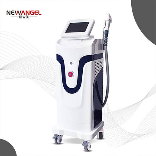 Best 3 wavelength diode laser hair removal machine for business