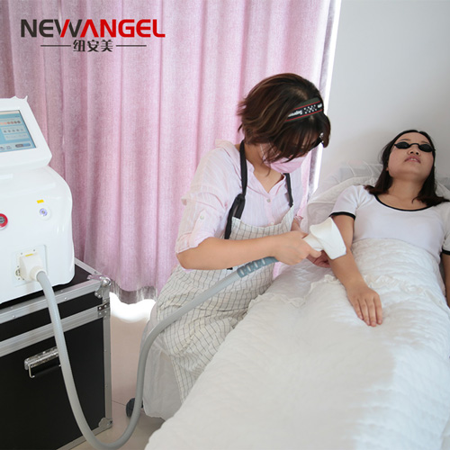 Cheap laser hair removal machine 755nm 808nm 1064nm