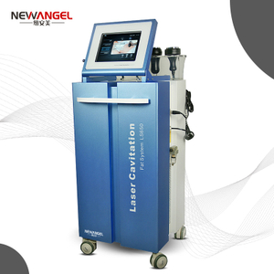 Laser cavitation vacuum rf ultrasound for fat reduction LS650