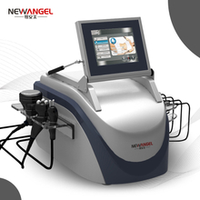 Laser fat removal machine with cavitation rf LS657