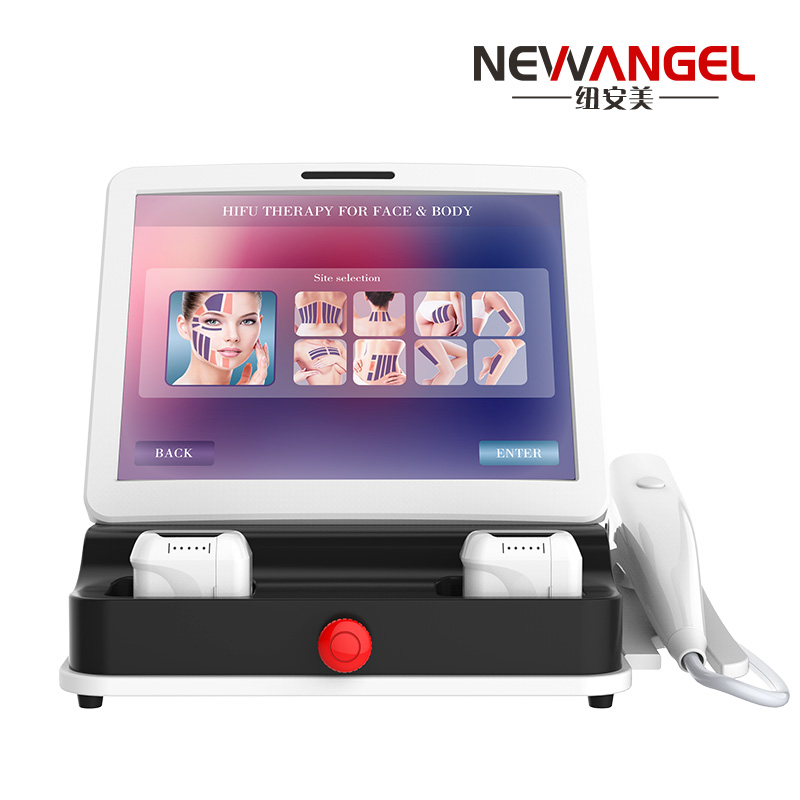 Fashion design wrinkle removal latest hifu machine