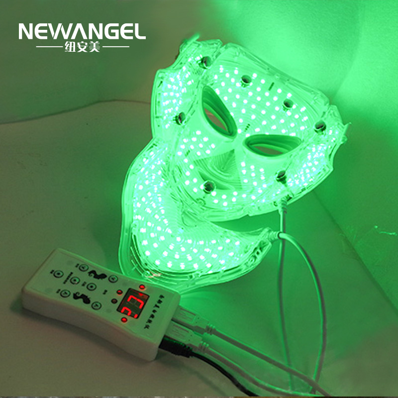 Best skin rejuvenation 7 LED light therapy face mask