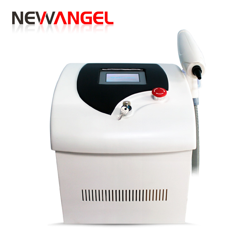 Q switch portable laser tattoo removal machine
