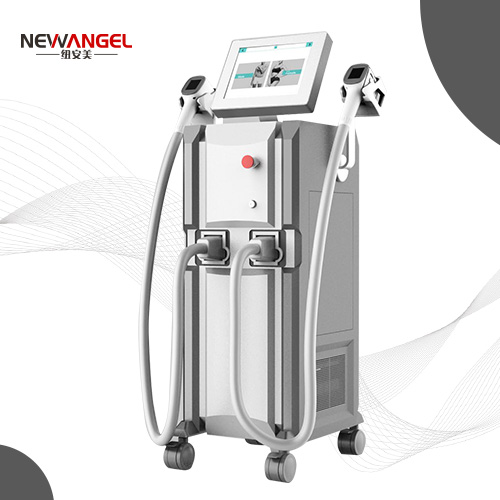 Painless skin rejuvenation best facial laser hair removal machine